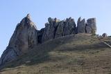 Besh Barmaq Mountain  Siyazan  Azerbaijan  Central Asia  Asia