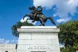 Andrew Jackson Memorial at the State Capitol in Nashville