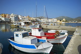 Hora  Harbour  Pigadia  Karpathos Island  Dodecanese  Greek Islands  Greece  Europe