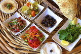 Meze Dishes  North Cyprus  Cyprus  Europe