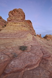 Sandstone Formation at Dawn