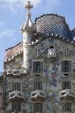 Casa Batllo  a House Designed by Antonio Gaudi and Admired by Salvador Dali