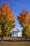 Quaker Meetinghouse  Mcindoe Falls  Vermont  New England  Usa