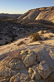 Sandstone  Hills at First Light  Grand Staircase-Escalante National Monument