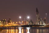 Manama at Night  Bahrain  Middle East