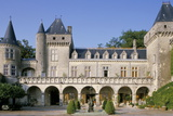 Chateau La Riviere  Fronsac  Aquitaine  France  Europe