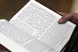 Torah Reading  Paris  France  Europe
