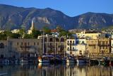 Kyrenia Harbour  Kyrenia  North Cyprus  Cyprus  Mediterranean  Europe
