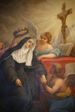 Rita of Cascia  Patron Saint of the Impossible  Abused Wives and Widows