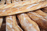 French Baguettes  Paris  France  Europe