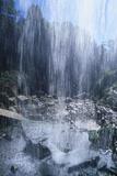 Waterfall  Lake Ontario  Ontario  Canada