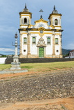 Baroque Church of Sao Francisco De Assis
