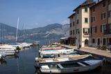 The Harbour  Porto  Lake Garda  Italian Lakes  Veneto  Italy  Europe