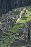 Machu Picchu Ancient Ruins  Peru
