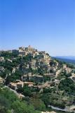 Gordes  Vaucluse  Provence-Alpes-Cote D'Azur  France