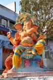 Hindu God Ganesh  India  Asia