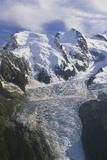 Mont Blanc  Haute-Savoie  Alps  France