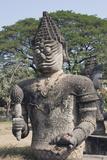 Buddha Park  Near Vientiane  Laos