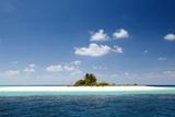 Tropical Island  Maldives  Indian Ocean  Asia