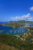 English Harbour  Antigua  Caribbean
