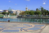 Independence Square  Bridgetown  Barbados  West Indies  Caribbean  Central America