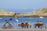 Sa Tuna  Near Begur  Costa Brava  Catalonia  Spain  Mediterranean  Europe