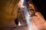 Antelope Canyon  Page  Arizona  United States of America  North America