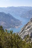 Bay of Kotor  UNESCO World Heritage Site  Montenegro  Europe