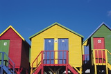 Beach Hut  St James  South Africa