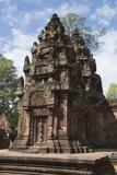 Banteay Srei Hindu Temple  Nr Angkor  Siem Reap  Cambodia
