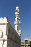 Shaikh Isa Bin Ali Mosque  Muharraq  Bahrain  Middle East