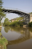 Ironbridge  UNESCO World Heritage Site  Shropshire  England  United Kingdom  Europe