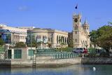 Parliament Building  Bridgetown  Barbados  West Indies  Caribbean  Central America