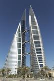 Bahrain World Trade Center  Manama  Bahrain  Middle East