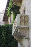Juliet Balcony in Casa Di Giulietta  Verona  Italy