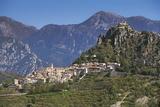 St Agnes  Cote D'Azur  Provence  France
