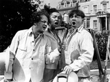 The Three Stooges: The Garden Shop Trio