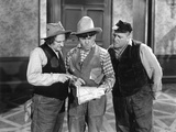 The Three Stooges: Wish We Had GPS