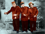 The Three Stooges: Welcome to Hotel Knuckleheads