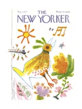 The New Yorker Cover - May 2  1977