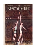 The New Yorker Cover - March 10  1951