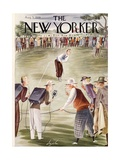 The New Yorker Cover - August 5  1939