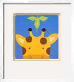Peek-a-Boo VII  Giraffe