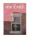 The New Yorker Cover - April 13  1968