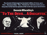 To the Devil … A Daughter