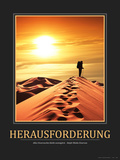 Herausforderung (German Translation)