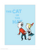 Cat in the Hat Blue Collection III - Sally & Her Brother (blue)
