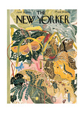 The New Yorker Cover - June 23  1945
