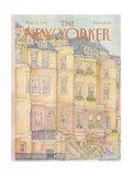 The New Yorker Cover - May 14  1984