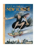 The New Yorker Cover - October 30  1995